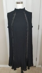 NWOT Worthington Black Dress XL